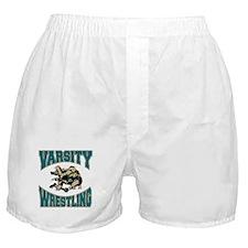 Varsity Wrestling Boxer Shorts