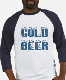 Cold Beer Baseball Jersey