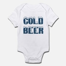Cold Beer Infant Bodysuit