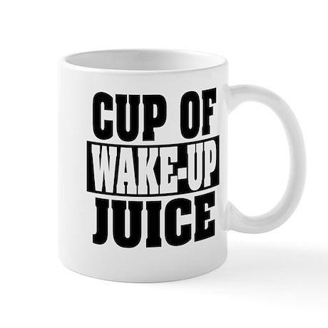 Wake Up Juice Mug
