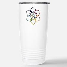 Poly Pagan and Proud Travel Mug