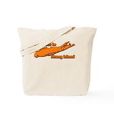 Strong Island Tote Bag