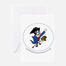 Paul Revere Greeting Card