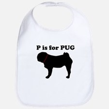 P is for PUG Bib