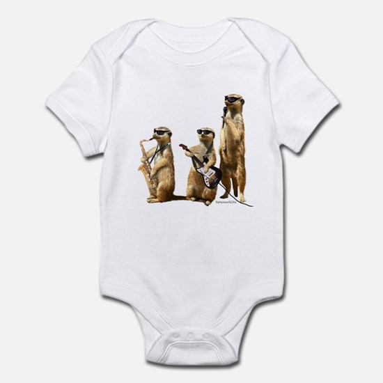 Meerkat Trio2 Infant Bodysuit