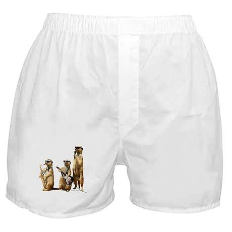 Meerkat Trio2 Boxer Shorts