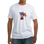 Spirit of 76 Fitted T-Shirt