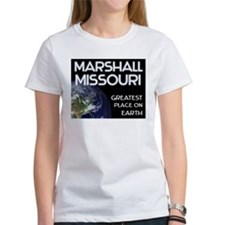 marshall missouri - greatest place on earth Women'
