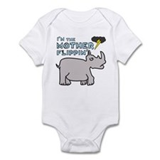 Motherflippin' Infant Bodysuit
