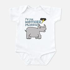 Motherflippin' Infant Bodysuit