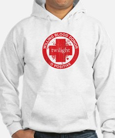 Twilight Blood Donor Hoodie