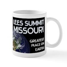 lees summit missouri - greatest place on earth Mug