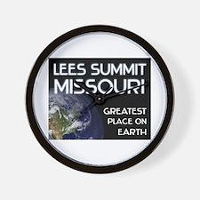 lees summit missouri - greatest place on earth Wal