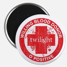Twilight Blood Donor Magnet