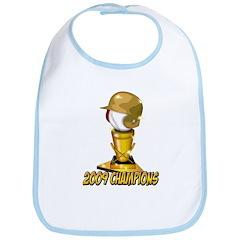 Baseball Champions 2009 Bib