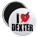 I Heart Dexter Magnet