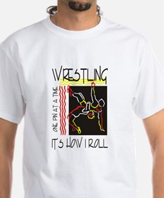 That's How I Roll Wrestling Shirt