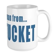 Pawtucket Tees - Funny Towns Mug