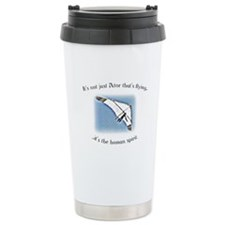 Ator Flies! - sort of... Travel Mug