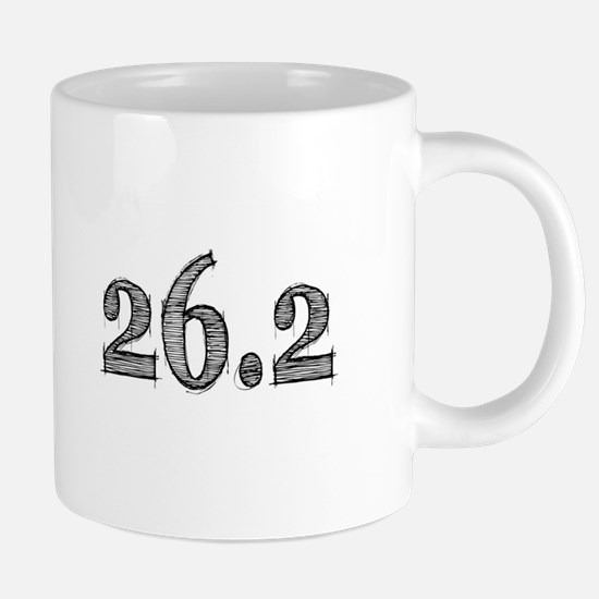 I Am a Marathoner mug.jpg 20 oz Ceramic Mega Mug