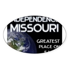 independence missouri - greatest place on earth St
