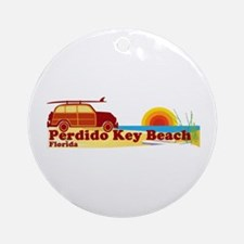 Perdido Key FL Ornament (Round)