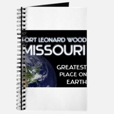 fort leonard wood missouri - greatest place on ear