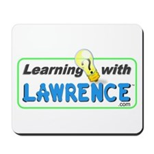 Learning with Lawrence Mousepad