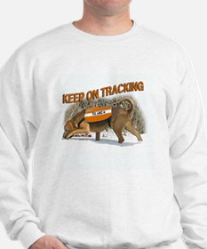 bloodhound tracking Sweatshirt