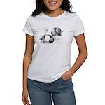 Marchenero Pouter Pigeons Women's T-Shirt