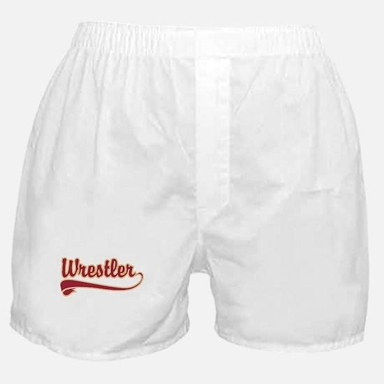 Wrestler Boxer Shorts