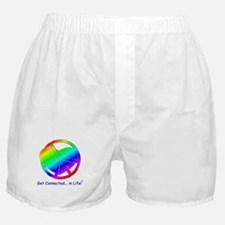 Family and life humor Boxer Shorts