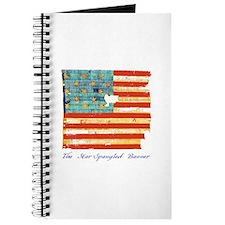 """""""Star-Spangled Banner"""" Journal"""