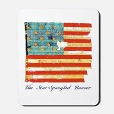 """Star-Spangled Banner"" Mousepad"