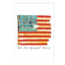 """Star-Spangled Banner"" Postcards (Packag"