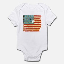 Star-Spangled Banner Infant Bodysuit
