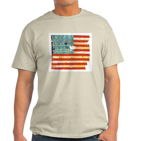 Star-Spangled Banner Light T-Shirt