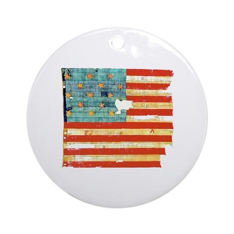 Star-Spangled Banner Ornament (Round)