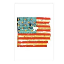Star-Spangled Banner Postcards (Package of 8)