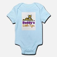 Daddy's Little Tiger Body Suit