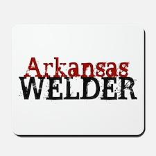 Arkansas Welder Mousepad
