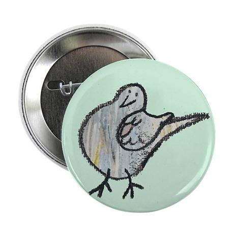 Pastel bird button