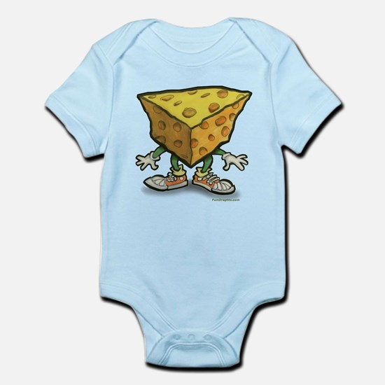 Cheese Head DRK Body Suit