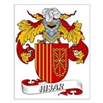 Hijar Coat of Arms Small Poster