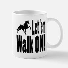 Walk_on_black Mugs