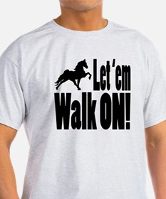 Funny Tennessee walking horses T-Shirt