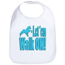 Tennessee walking horse Bib