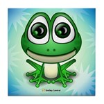 Froggie Tile Coaster