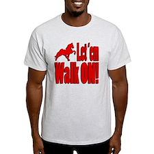 Unique Walking horses T-Shirt