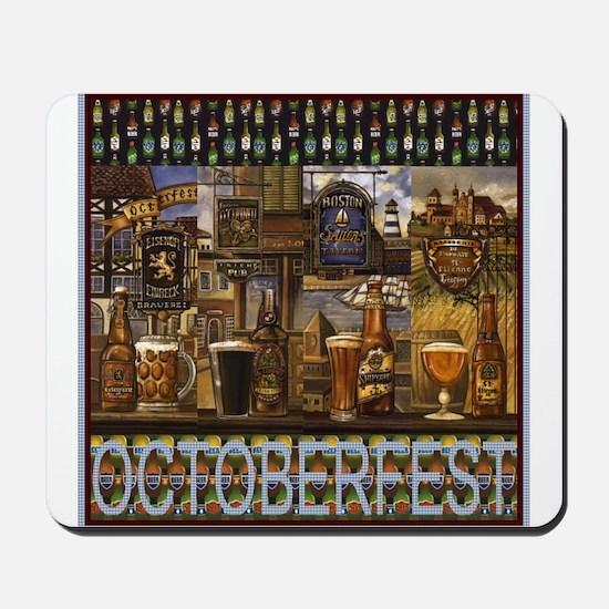 OKtoberfest Best Mousepad
